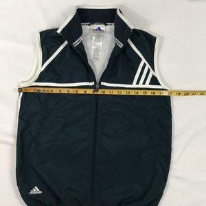 adidas Jackets & Coats - Adidas- Vintage Adidas windbreaker vest size S